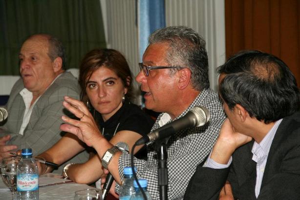 Panel sobre las prespectivas políticas y escenarios poselectorales en Argentina